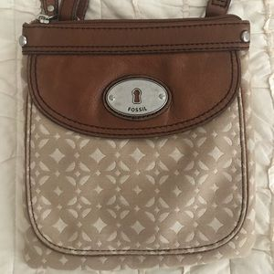 Brand New Fossil Cross Body